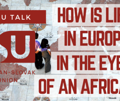 Life in Europe in the Eyes of an African