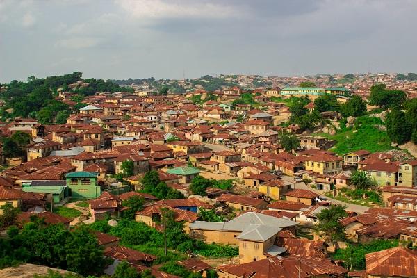 Abuja twon in Nigeria