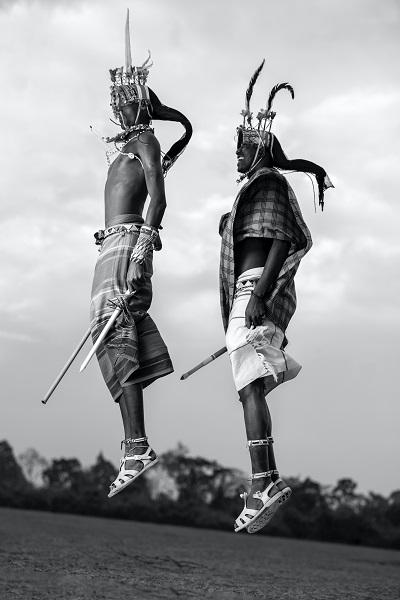 Massai jump
