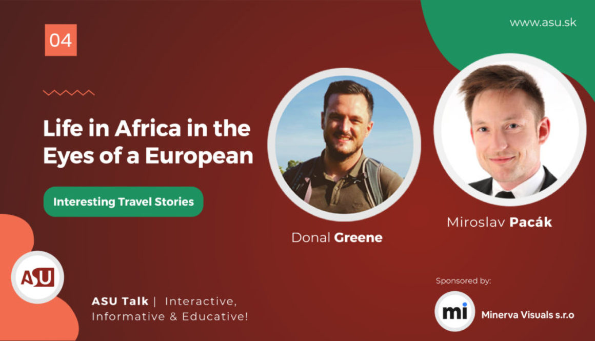 Life in Africa Through the Eyes of a European