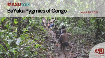 The Bayaka pygmies of Conog