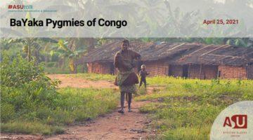 Pygmies of Congo