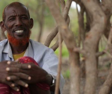 A somali man