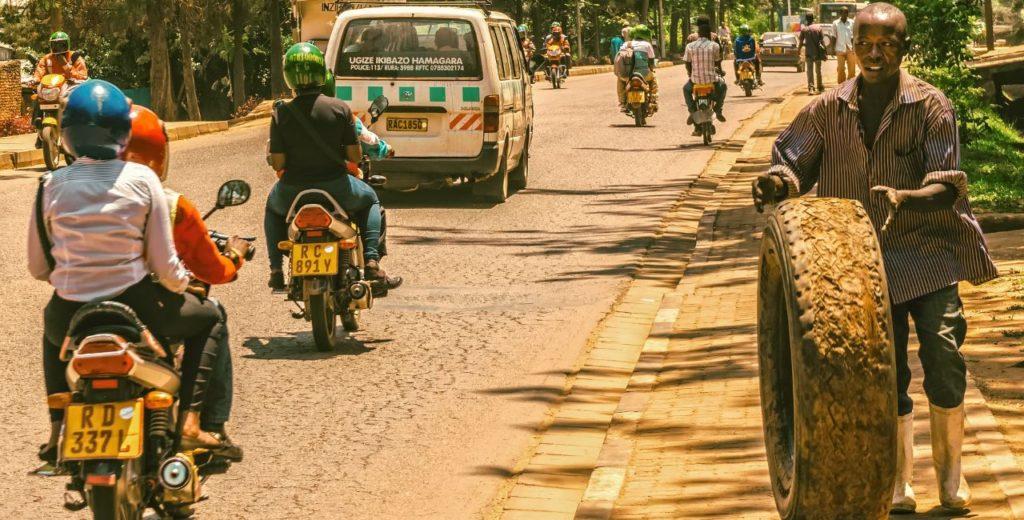 Public transport in Africa