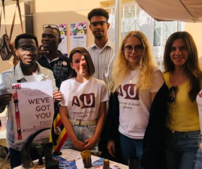 ASU Team at Mareena Festival